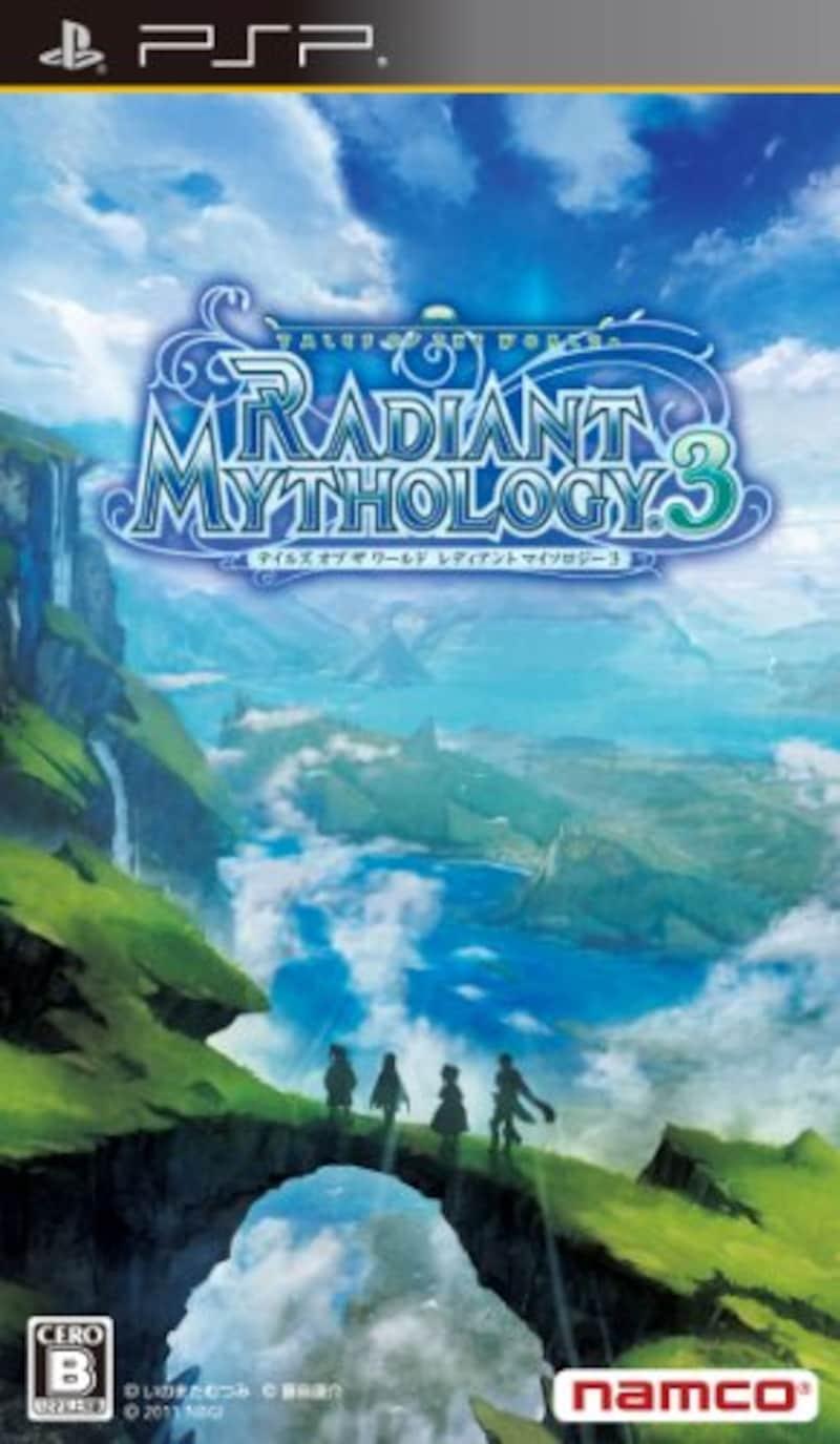 namco(ナムコ), テイルズ オブ ザ ワールド レディアント マイソロジー3