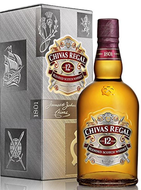 Chivas Regal (シーバスリーガル),シーバスリーガル12年