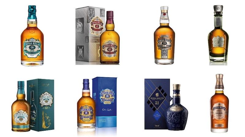 シーバスリーガルの種類とおすすめの飲み方を紹介!ミズナラや12年、18年も徹底解説