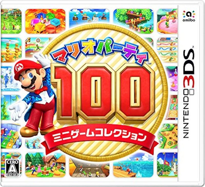 任天堂,マリオパーティ100 ミニゲームコレクション,CTR-P-BHRJ