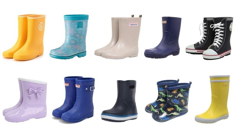 子供用長靴おすすめ人気ランキング15選|サイズの選び方やおしゃれで軽い商品を紹介