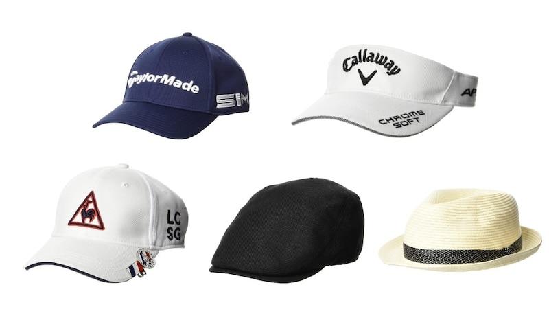 【メンズ】ゴルフ用帽子おすすめ人気ランキング24選|おしゃれなキャップ・サンバイザー・ハットなどを種類別に紹介!