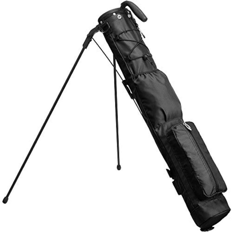 EARTHLEAD(アースリード),セルフポイントゴルフクラブケース スタンド式