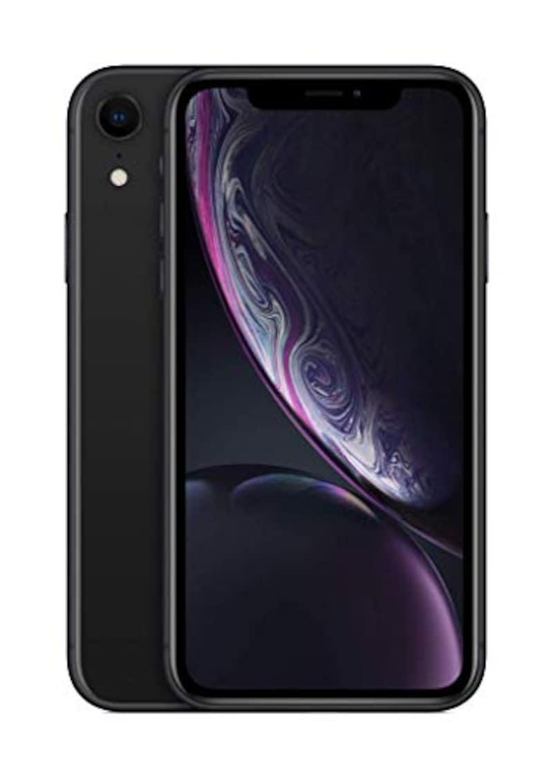 Apple(アップル),iPhone XR 128GB ブラック SIMフリー