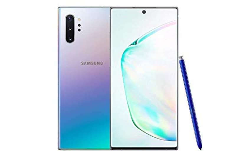 Samsung(サムソン),Galaxy Note 10+ PLUS 5G Model SIMフリー,Galaxy Note10+