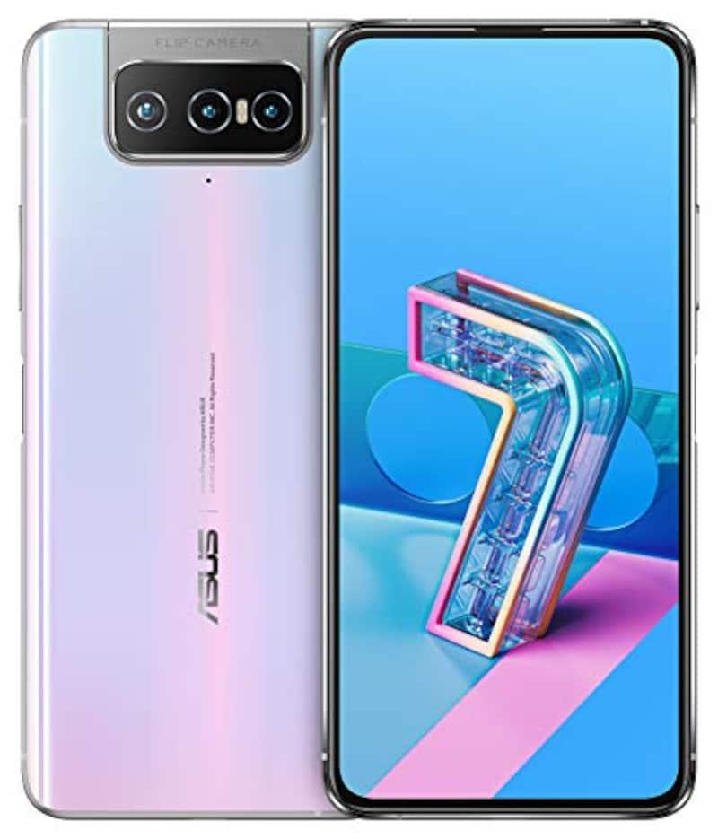 ASUS(エイスース),ZenFone 7,ZS670KS-WH128S8