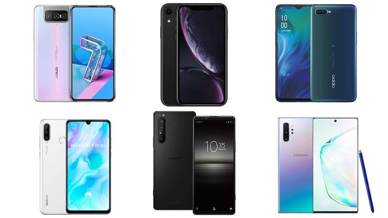 デュアルSIM対応スマホおすすめランキング15選|iPhone・Android人気機種を徹底比較!