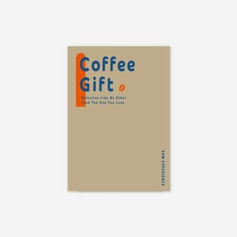 SOW EXPERIENCE,COFFEE GIFT