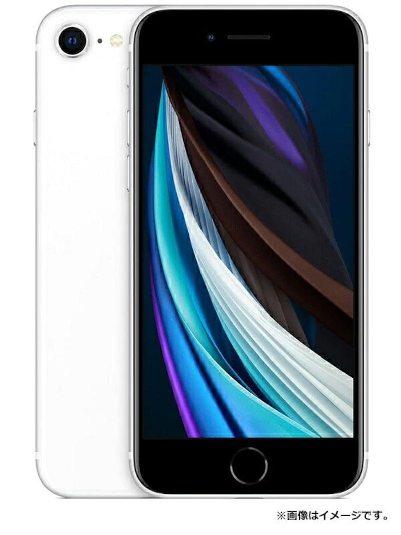 Apple(アップル),iPhone SE 第2世代 64GB ホワイト auApple(アップル)