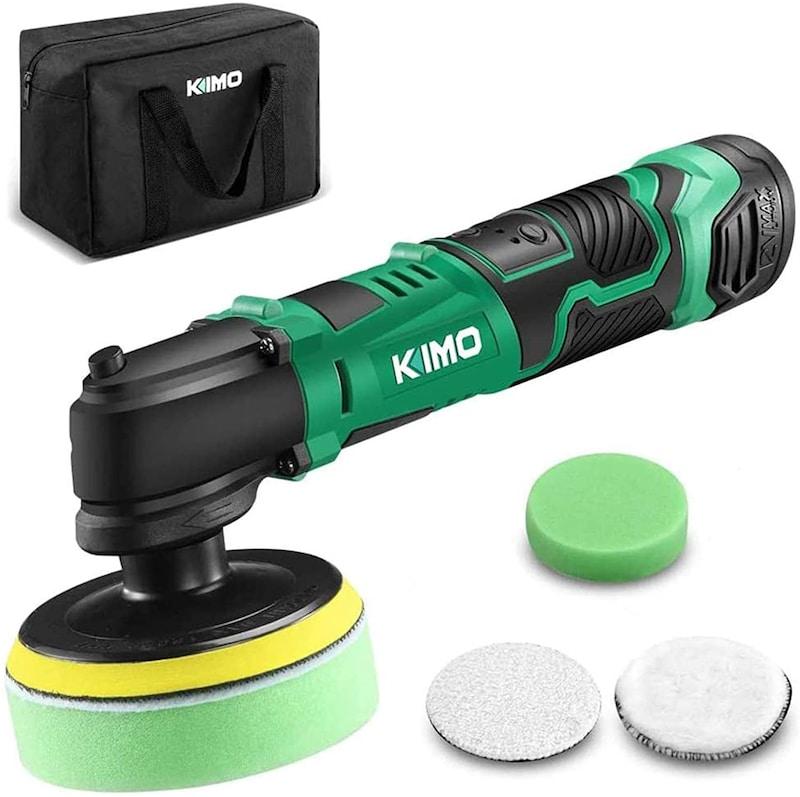 KIMO,充電式ポリッシャー