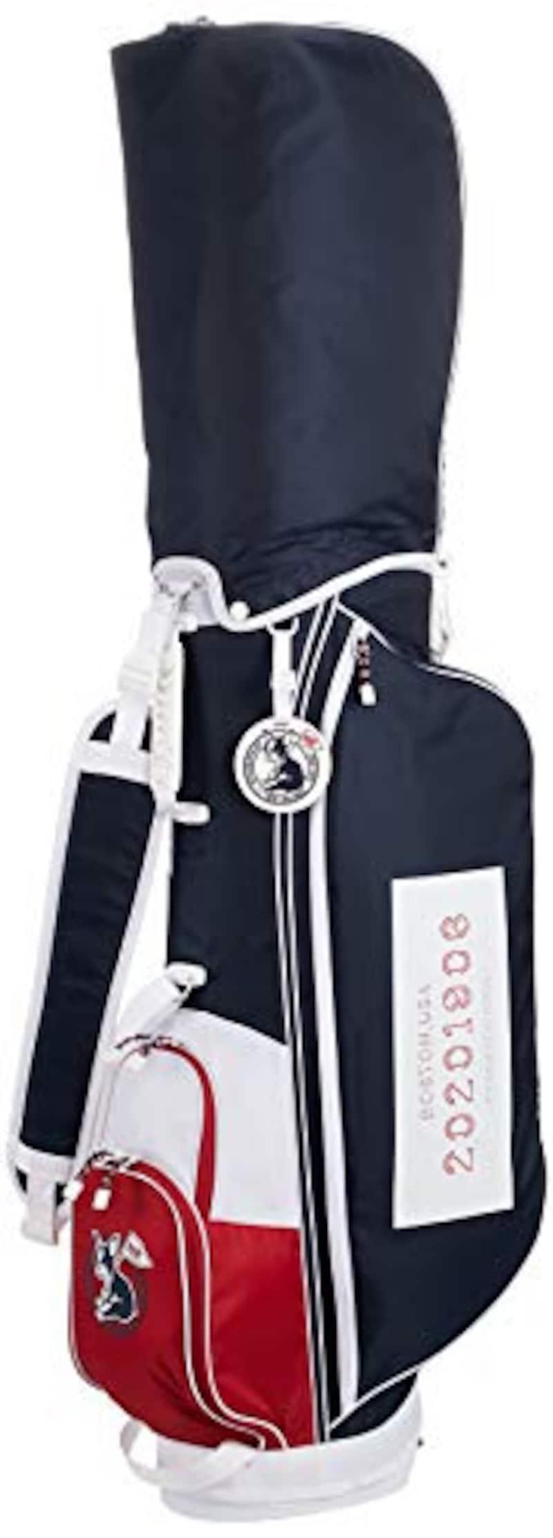 New Balance Golf(ニューバランスゴルフ),キャディバッグ ボストンテリアシリーズ
