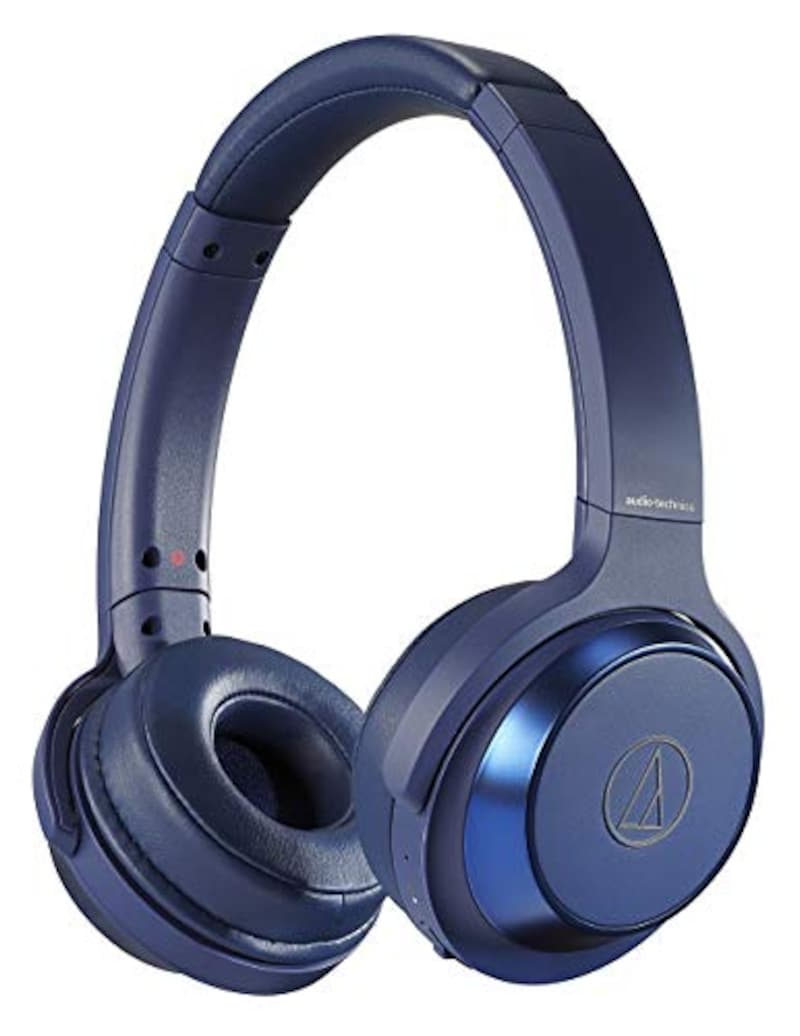 audio-technica,SOLID BASE ワイヤレスヘッドホン,ATH-WS330BT BL