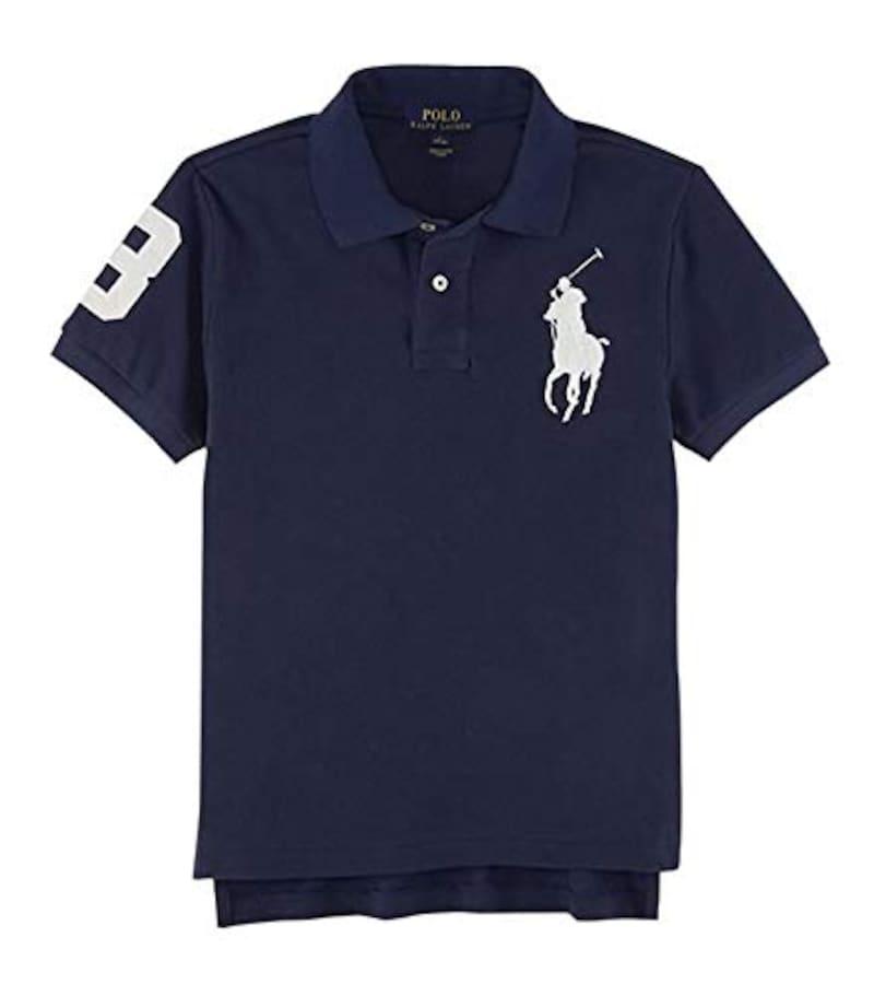 POLO RALPH LAUREN(ポロ ラルフローレン),ポロシャツ ビッグポニー ボーイズサイズ,323-670257