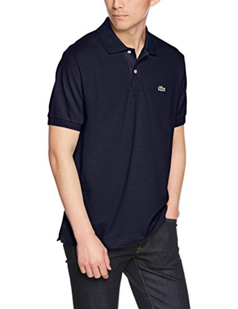 LACOSTE(ラコステ,ラコステ L.12.12 ポロシャツ (無地・半袖),L1212AL