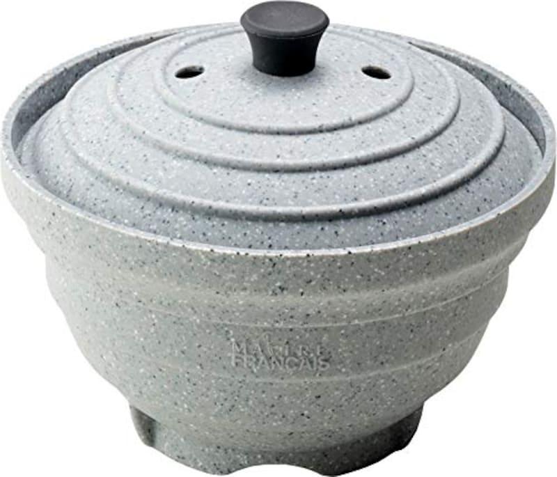 Asahikinzoku(旭金属),メトレフランセ ライススチーマー ジャポネ ストーン,835-ST