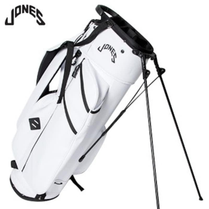JONES(ジョーンズ),Trouper Stand Bag SNOW 2020,JSUCB00053A