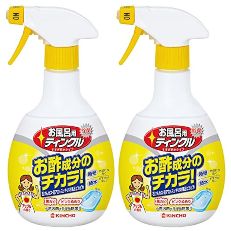 大日本除虫菊,お風呂用ティンクル すすぎ節水タイプ
