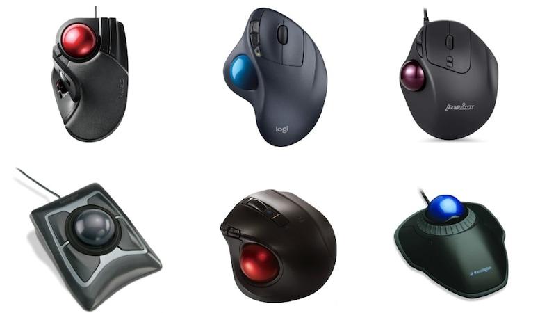 トラックボールマウスのおすすめ人気ランキング16選|ケンジントンなど比較!小型や左利き向けも