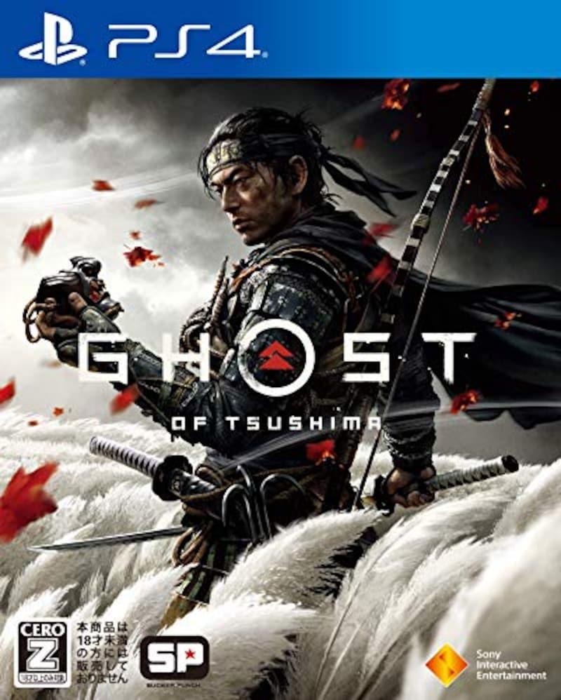 SIE(ソニー・インタラクティブ・エンタテインメント),Ghost of Tsushima(ゴースト オブ ツシマ),PCJS-66070