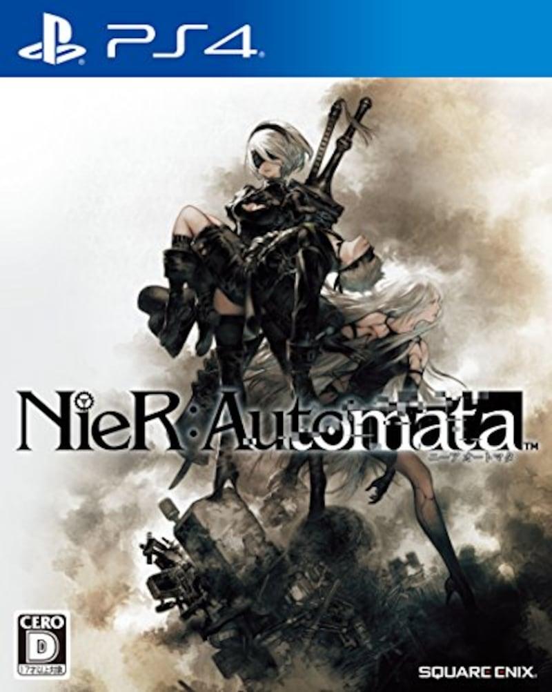 スクウェア・エニックス,NieR:Automata(ニーア・オートマタ),4988601009638