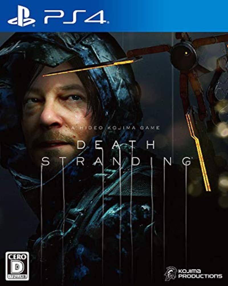 SIE(ソニー・インタラクティブ・エンタテインメント),DEATH STRANDING(デスストランディング),PCJS-66054