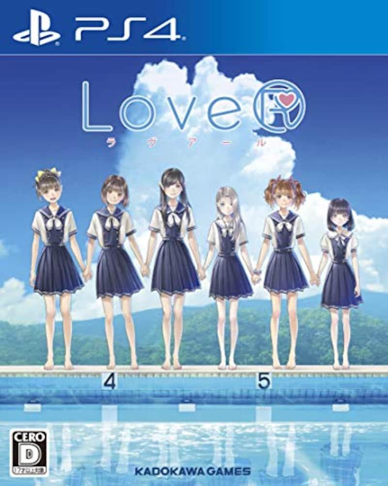 KADOKAWA GAMES(角川ゲームス),LoveR,PLJM-16319