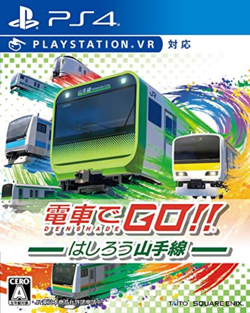 SQUARE ENIX(スクウェア・エニックス),電車でGO! ! はしろう山手線,PLJM-16643