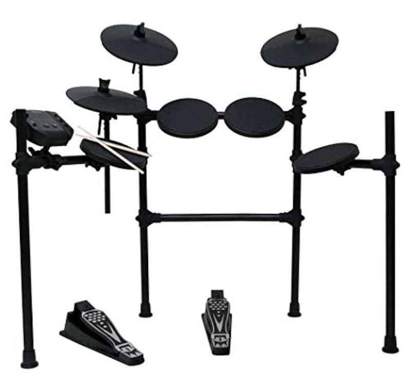MEDELI(メデリ),電子ドラム(ドラムスティック付き),DD401J-DIY KIT