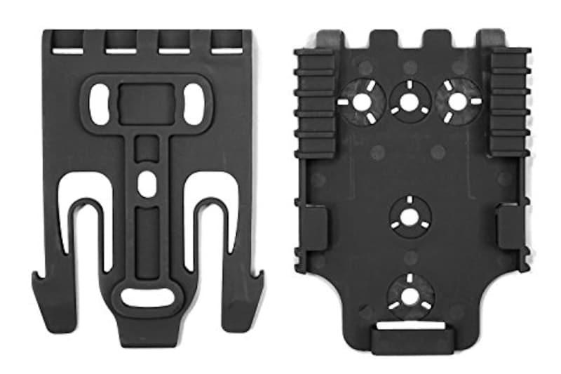 FMA,Safarilandタイプ QLS クイック ロッキングシステム(ブラック)