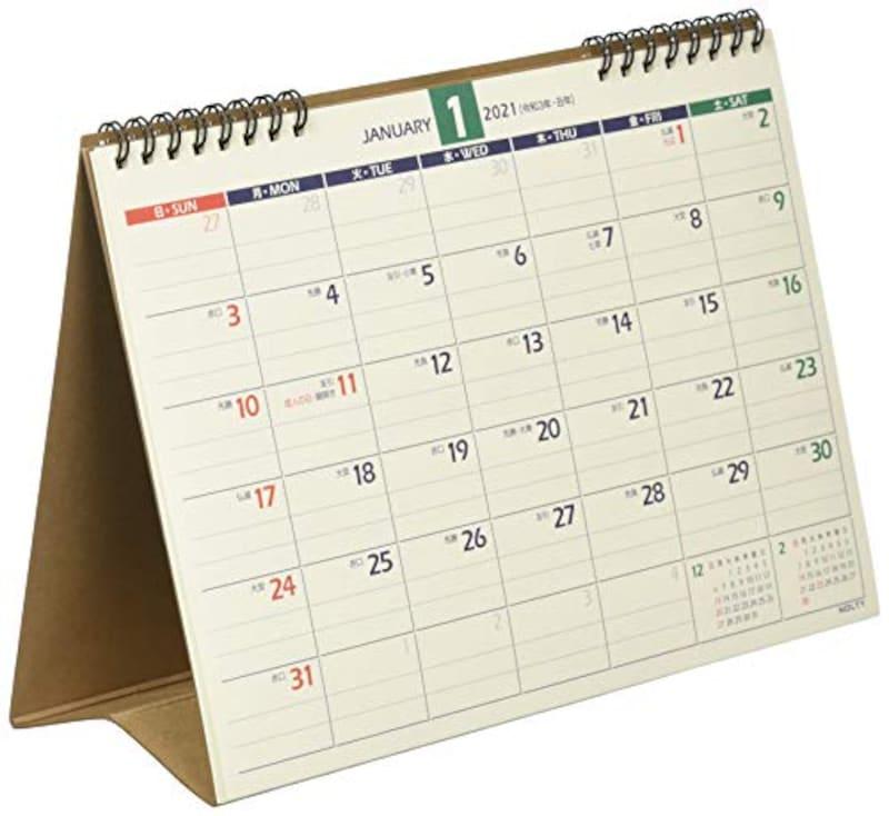 日本能率協会マネジメントセンター,NOLTY カレンダー,U214