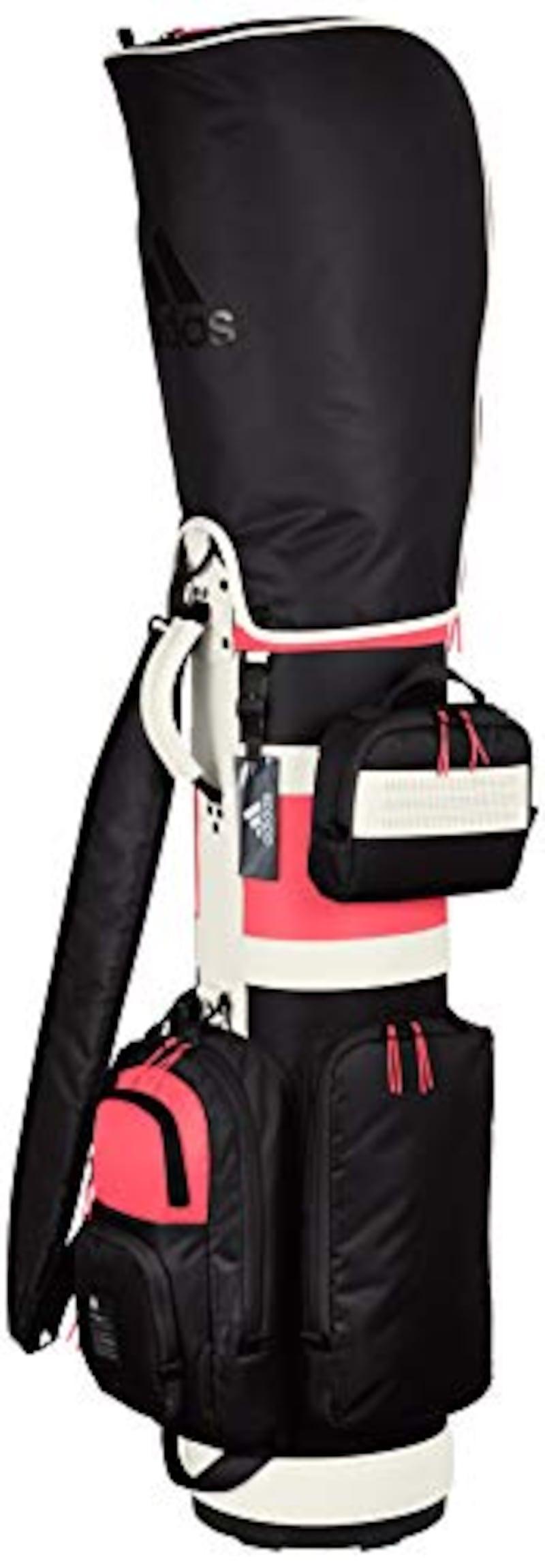 adidas Golf(アディダスゴルフ),キャディーバッグ ブラック,IUG05