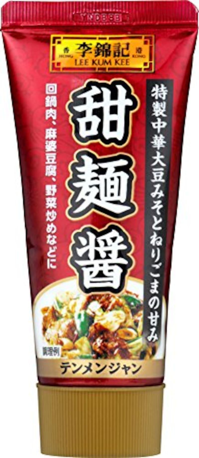 LEE KUM KEE(李錦記),甜麺醤(テンメンジャン),不明
