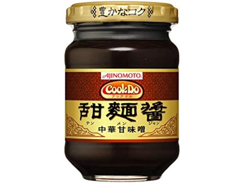 AJINOMOTO(味の素),CookDo(クックドゥ) 甜麺醤(テンメンジャン) 中華甘味噌,不明