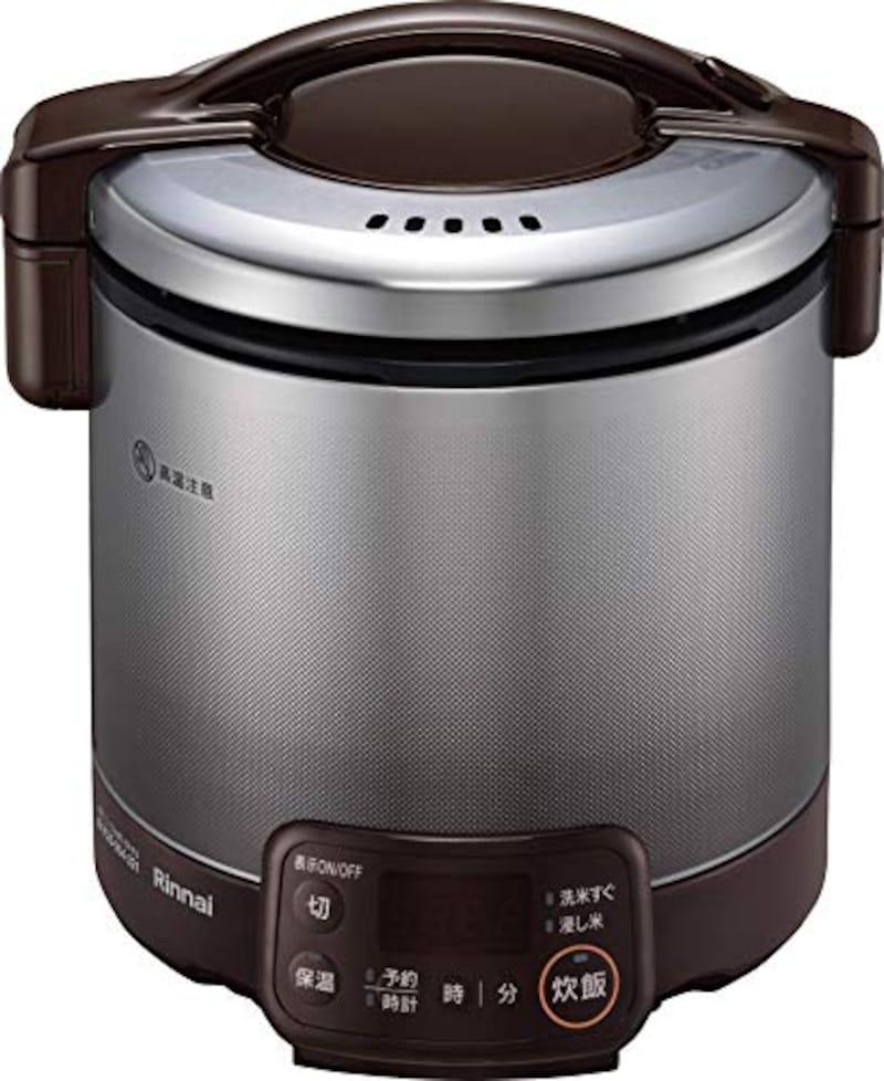 リンナイ,ガス炊飯器 こがまる ,RR-050VQT(DB)/LP