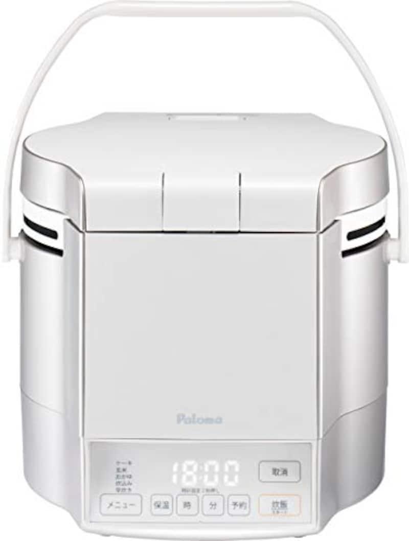 パロマ,ガス炊飯器 5合炊き プロパンガス LPG用 ,PR-M09TV -LPG