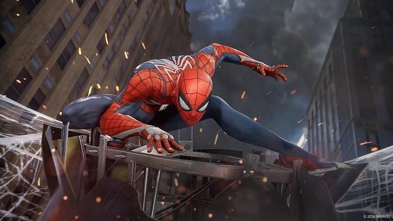 SIE(ソニー・インタラクティブ・エンタテインメント),Marvel's Spider-Man(マーベルスパイダーマン),PCJS-66025