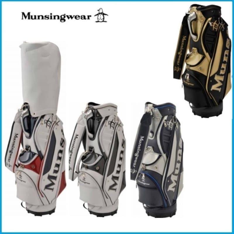 Munsingwear(マンシングウェア),キャディバッグ 2019年,MQBNJJ04