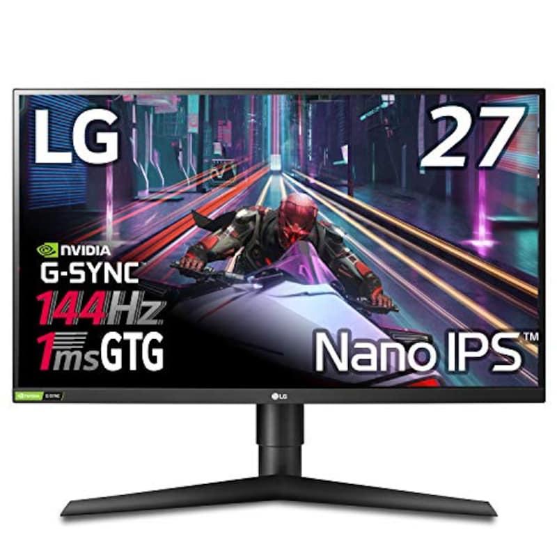LG,ゲーミングモニター UltraGear 27インチ,27GL850-B