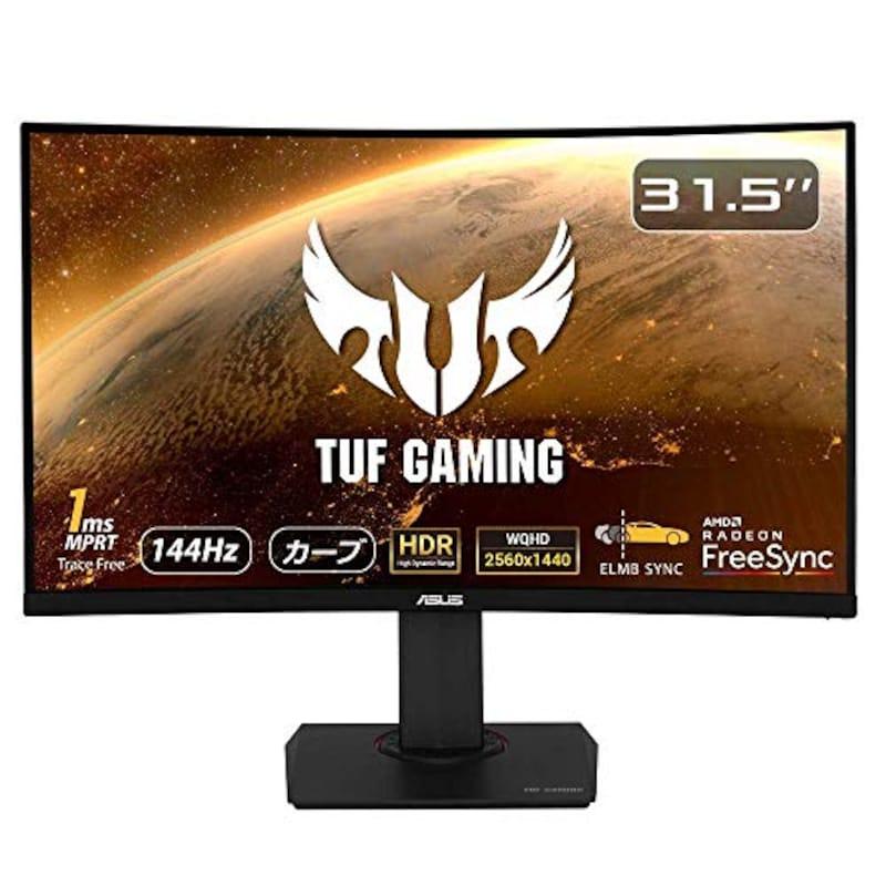 ASUS,TUF Gaming ゲーミングモニター,VG32VQ