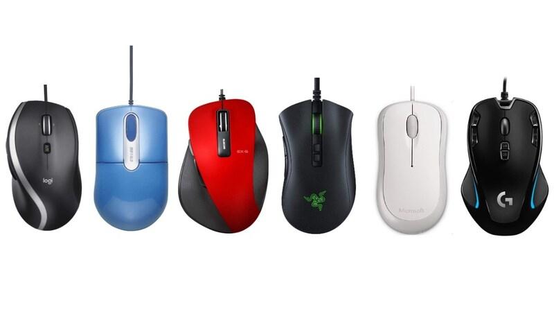 有線マウスのおすすめ人気ランキング16選 高機能で使いやすくビジネスにも!メーカー特徴比較