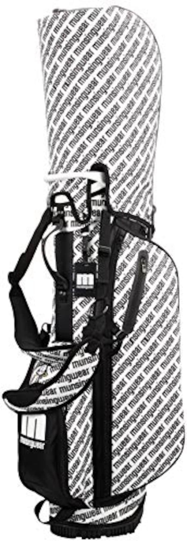 Munsingwear(マンシングウェア),キャディバッグ 21年春夏定番モデル,MQBPJJ04