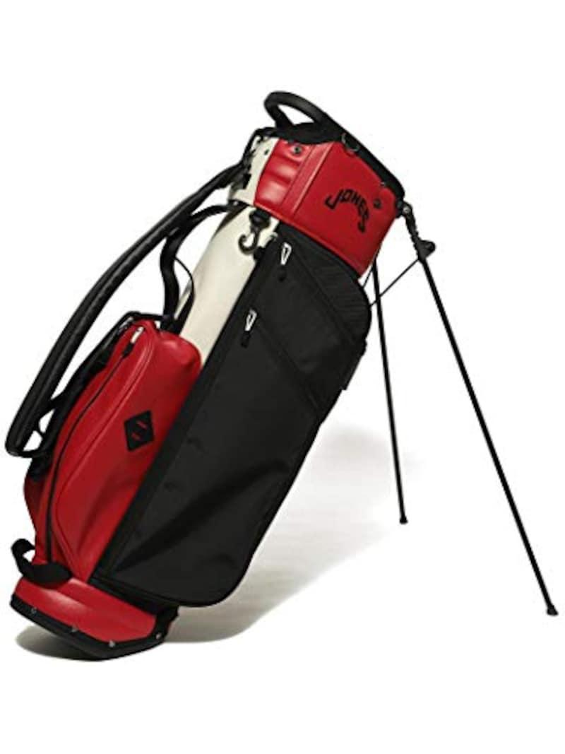 BEAMS GOLF (ビームスゴルフ),Trouper ゴルフバッグ メンズ RED