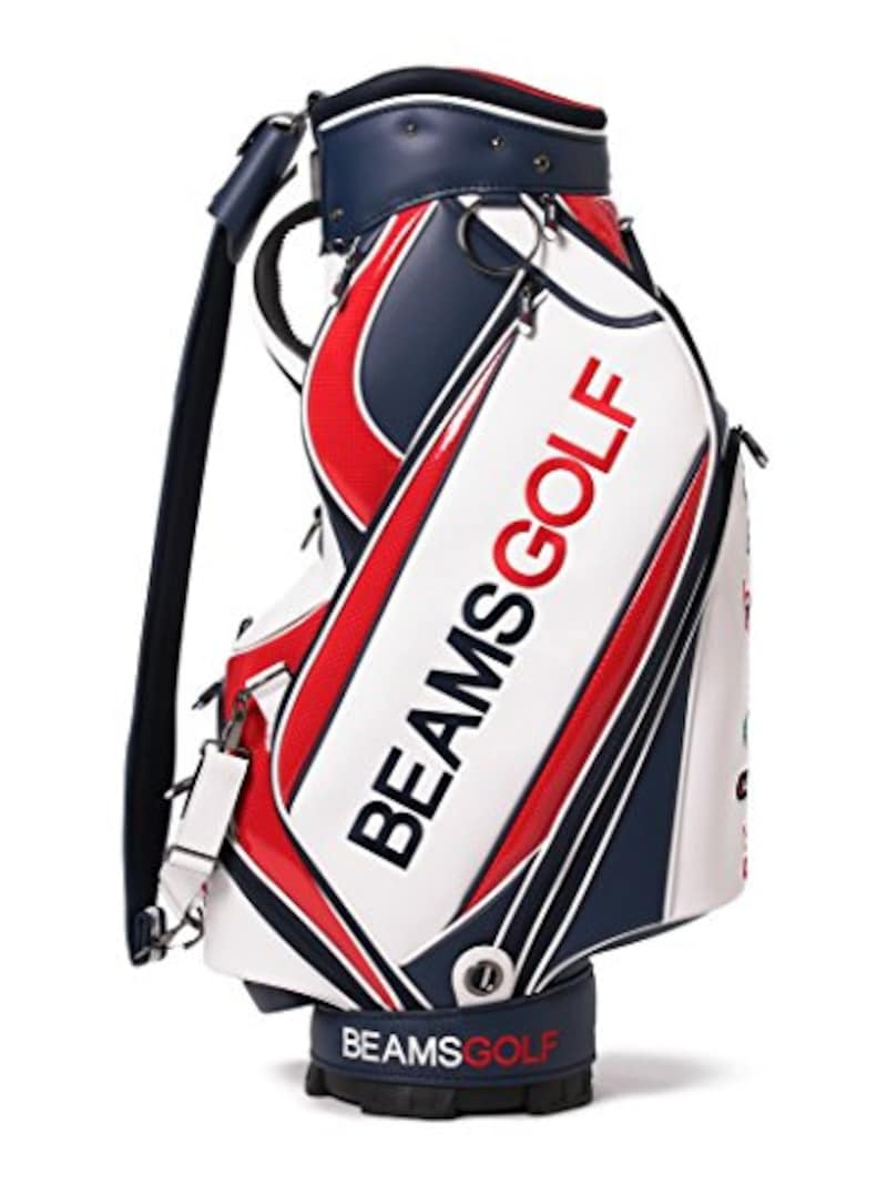 BEAMS GOLF (ビームスゴルフ),ゴルフバッグ ショルダーバッグ