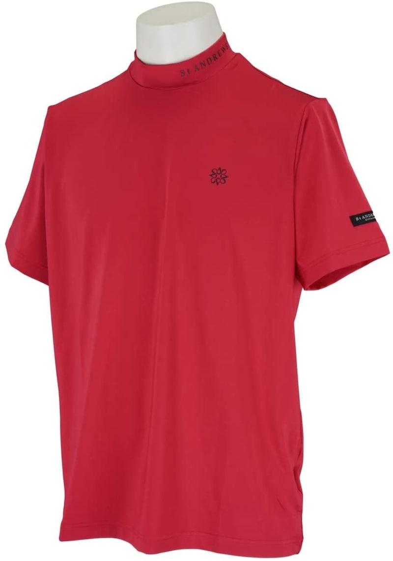 St ANDREWS(セント・アンドリュース ),半袖ハイネックインナーシャツ,042-1167351