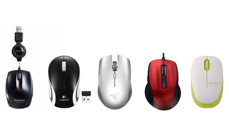 小型マウスおすすめ人気ランキング16選|コンパクトで持ち運びにも便利!無線タイプも