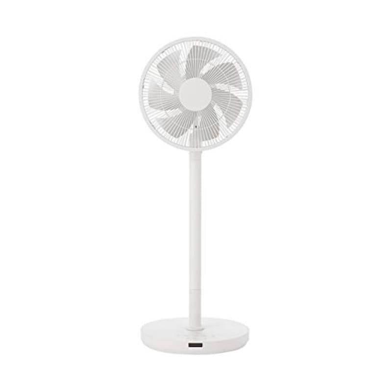 無印良品,DC扇風機 ホワイト,MJ-EFDC3