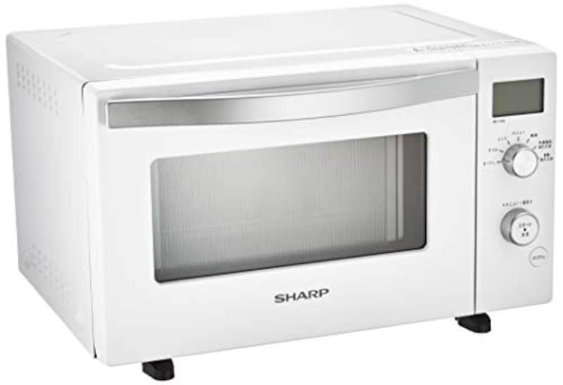 シャープ(SHARP),スタイリッシュ オーブンレンジ,RE-F18A-W