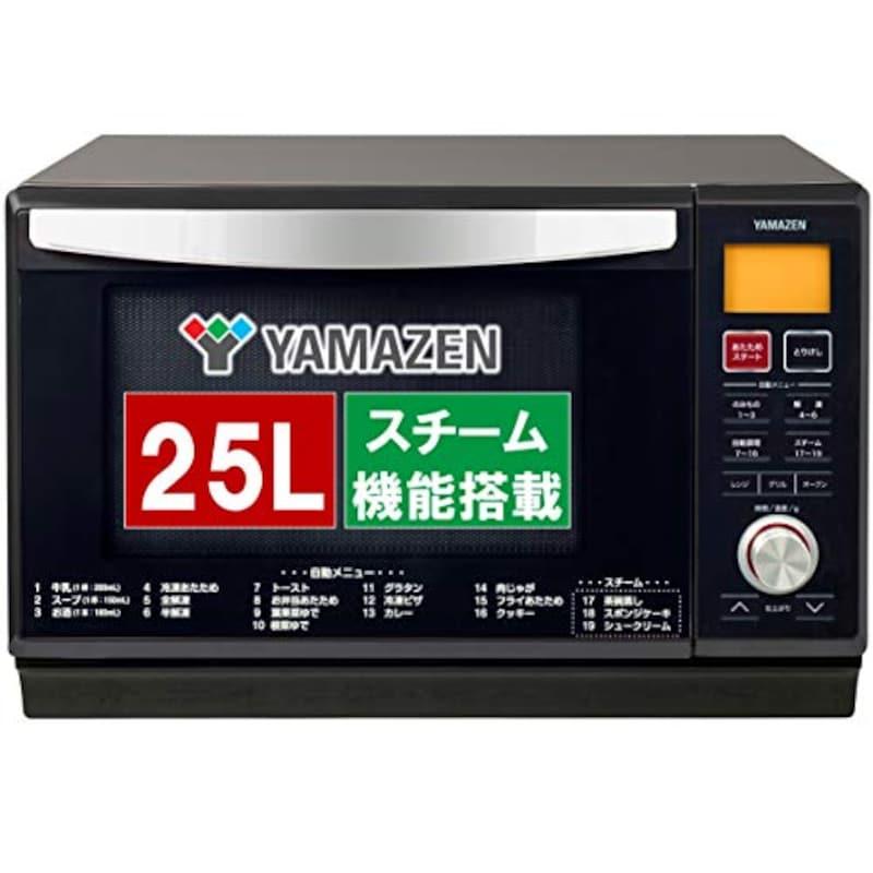 山善(YAMAZEN),スチームオーブンレンジ,YRK-F251SV-E