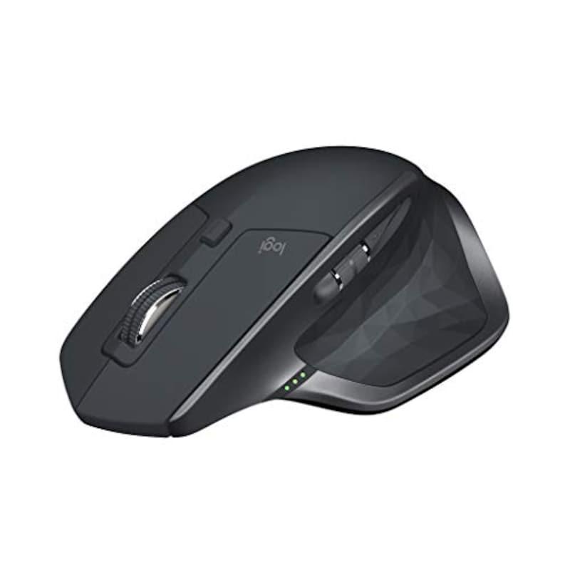 Logicool(ロジクール),MX Master 2S ワイヤレスレーザーマウス,MX2100sGR