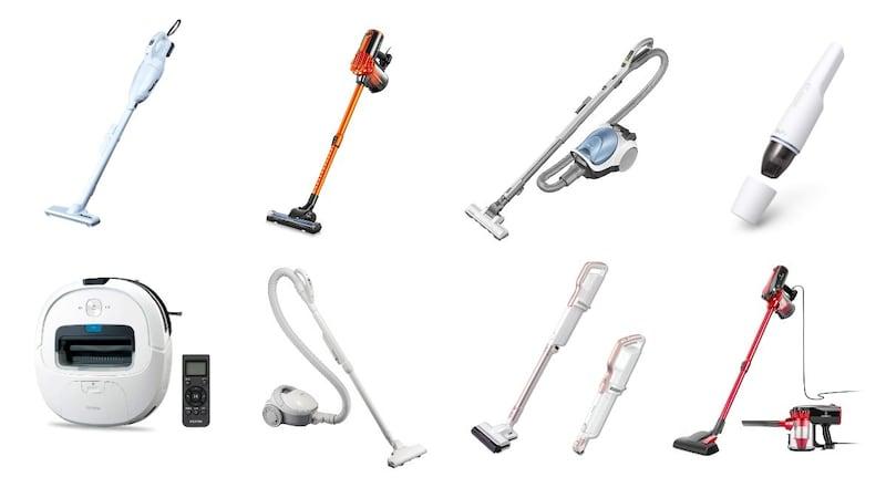 安い掃除機のおすすめ人気ランキング17選 吸引力の強い高コスパの製品は?
